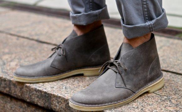 2015 Mens Footwear Trends