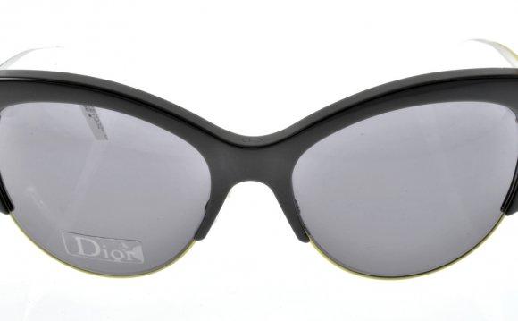 Christian dior sunglasses cat