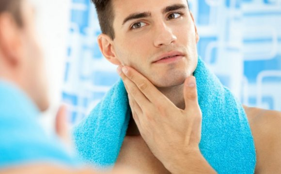 Evening Skincare Grooming