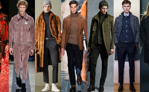 Menswear Fall 2015 - Runway