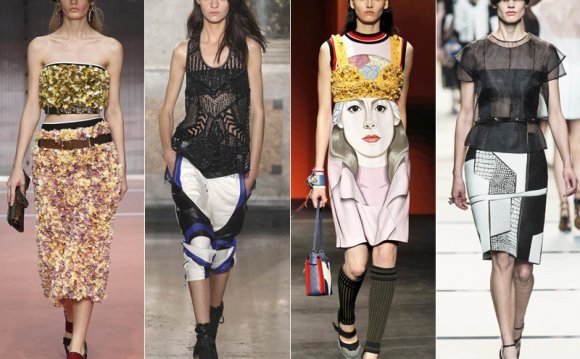 5 Amazing Milan Fashion Week