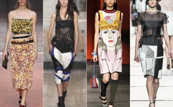 5 Amazing Milan Fashion Week