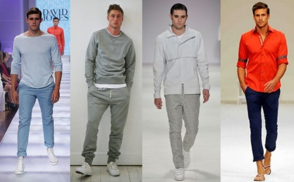 Menswear Summer 2012-2013