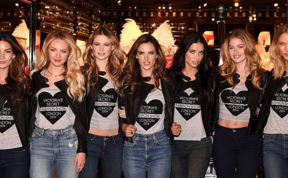 Top Victoria s Secret Models