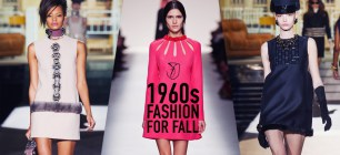 1960s fashion: going mod for fall 2014