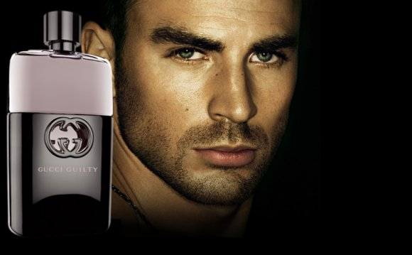 Gucci Guilty Chris Evans