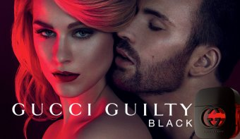 Evan Rachel Wood Gucci Guilty Black