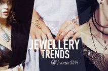 fall 2014 jewellery trends & motifs