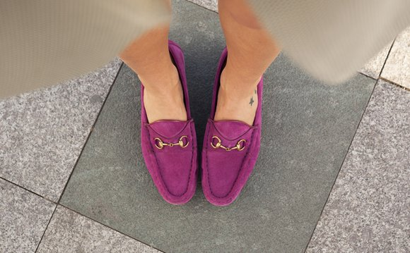 Gucci Women Loafers