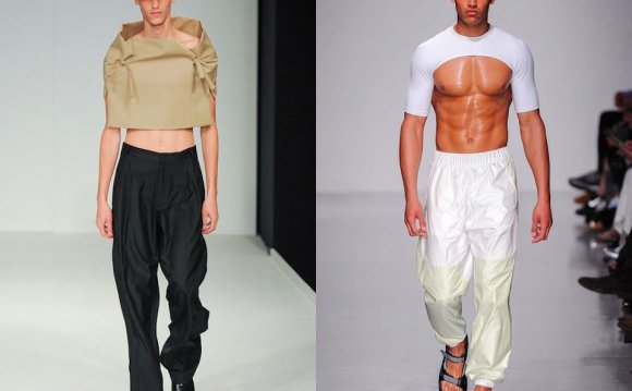 Fashion trends Men