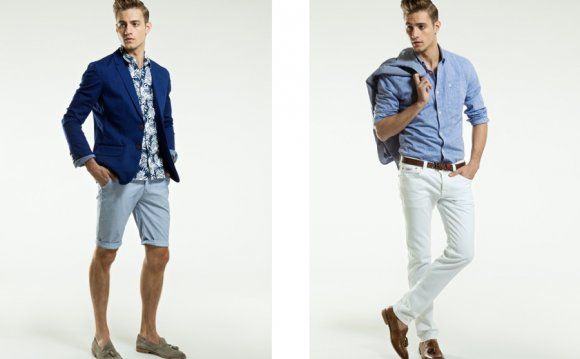 Mens Summer Fashion trends