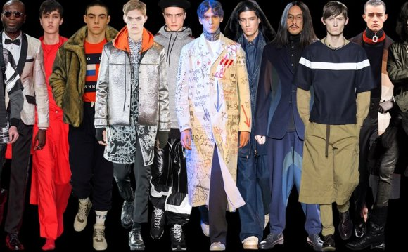 Menswear Fashion trends