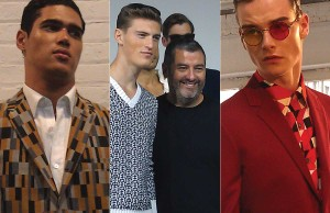 Scenes from Men NYC Fashion Week 2015