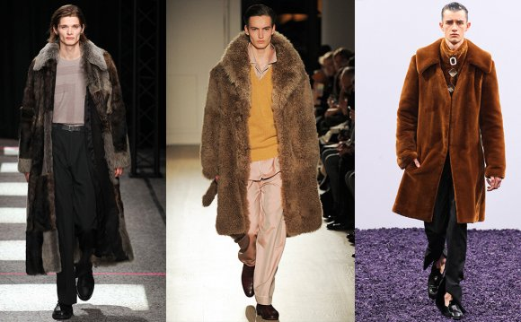 Winter trends for Men