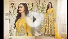 Bollywood Latest Fashion | Bhagalpuri Printed Salwar Suits