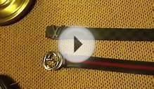 Cheap 2014 New Gucci vs Louis Vuitton Belt