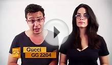 Gucci eyeglasses review Gucci GG2204 sizes 55/53