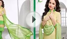 Pure Chanderi Salwar Kameez | Latest Fashion | Salwar