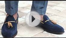 Summer Shoes: Tassel Loafers