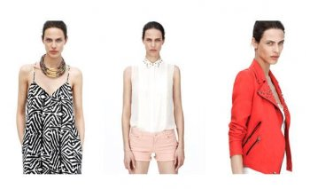 Zara June Lookbook.